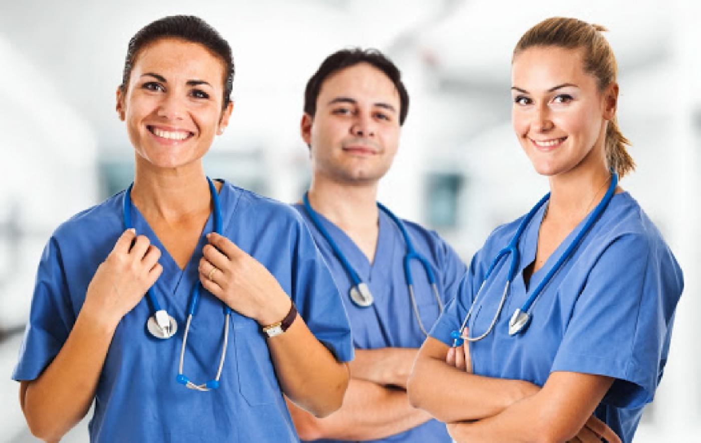Gesundheits - und Krankenpfleger (mit Anerkennung)